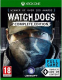 Watch Dogs Complete Edition (Xbox One), Ubisoft