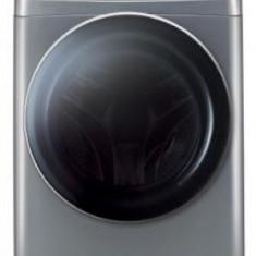 Masina de spalat rufe cu uscator Daewoo DWC-PD1213, Air Bubble, 1200 RPM, 12 kg spalare, 8 kg uscare, Clasa A (Gri)