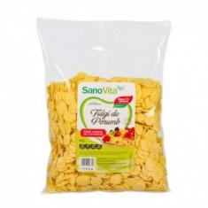 Fulgi de Porumb Fara Zahar 250g Sano Vita - Cereala