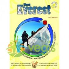 Muntele Everest - Jim Deacove. Joc de cooperare 7 ani+
