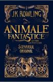 Animale fantastice si unde le poti gasi, Scenariul original - J.K. Rowling