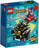 LEGO® Super Heroes Mighty Micros Batman Contra Harley Quinn 76092