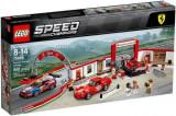 LEGO® Speed Champions Garajul Suprem Ferrari 75889