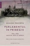 Parlamentul in pribegie 1916-1918 - Grigore Procopiu