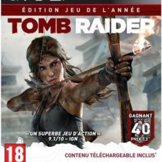 Tomb Raider GOTY (PS3) - Jocuri PS3