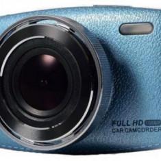 Camera auto sport iUni Dash M600, Full HD, LCD 3.0inch (Albastru) - Camera video auto