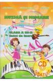 Muzica si miscare clasa a 3-a, caiet - Adina Grigore, Cristina Ipate-Toma, Maria Raicu, Clasa 3, Educatie Muzicala