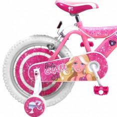 Bicicleta Stamp Barbie 16 - Bicicleta copii