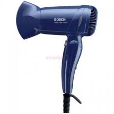 Uscator pentru voiaj Bosch PHD1100, 1200W (Albastru)