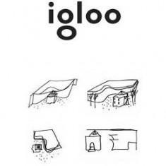 Igloo - Habitat si arhitectura - Octombrie, Noiembrie 2017