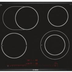 Plita incorporabila Bosch PKN675DP1D, 60 cm, Plita vitroceramica, 4 zone, 60 cm (Negru)