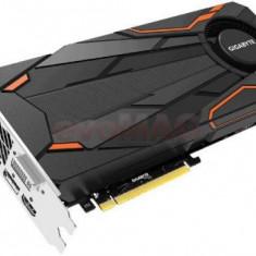 Placa Video GIGABYTE GeForce GTX 1080 Turbo OC, 8GB, GDDR5X, 256 bit