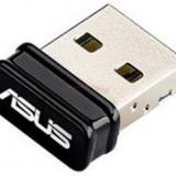 Adaptor Wireless Asus USB-N10, Nano