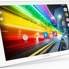Tableta Archos 101 Platinum, Procesor Quad-Core A7 1.3GHz, Ecran IPS Multitouch Capacitive 10.1inch, 1GB RAM, 16GB, Wi-Fi, 3G, Android 7.0 (Alba)