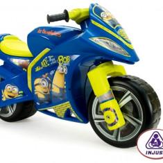 Motocicleta fara pedale Winner Minions Injusa