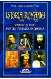 Istoria Romaniei - Sinteze si teste pentru Testarea Nationala-Prof. Alin-Camelia Preda