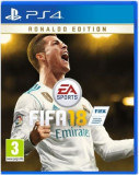 FIFA 18, Ronaldo Edition (PS4), Electronic Arts
