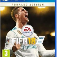 FIFA 18, Ronaldo Edition (PS4) - Jocuri PS4