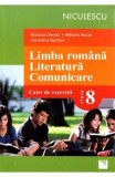 Limba romana - Clasa 8 - Caiet de exercitii - Mariana Cheroiu, Mihaela Musat