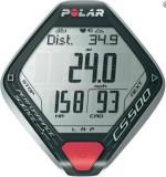 Ciclocomputer Polar CS500+ cad EMEA/LATAM, Ciclocomputer bicicleta