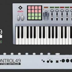 Midi controler KORG CONTROL 49, Yamaha
