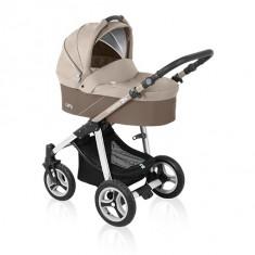 Carucior multifunctional 2 in 1 Baby Design Lupo Beige 2016 - Carucior copii 2 in 1