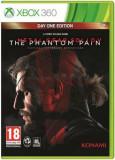 Metal Gear Solid V: The Phantom Pain D1 Edition (Xbox 360), Konami