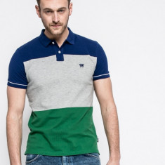 Wrangler - Tricou Polo - Tricou barbati