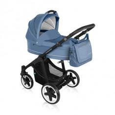 Carucior multifunctional 2 in 1 Baby Design Lupo Comfort Jeans 2016 - Carucior copii 2 in 1