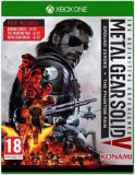 Metal Gear Solid V: The Definitive Experience (Xbox One), Konami
