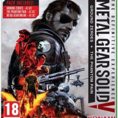 Metal Gear Solid V: The Definitive Experience (Xbox One) - Jocuri Xbox One