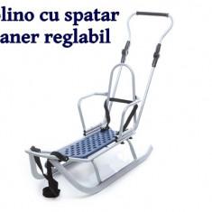 Saniuta Adbor Piccolino Complet Roz - Sanie
