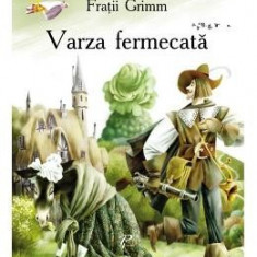 Varza fermecata - Fratii Grimm - Carte educativa