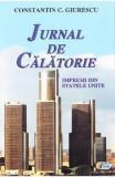 Jurnal de calatorie - Constatin C. Giurescu, Constantin C. Giurescu