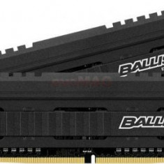 Memorii Crucial DDR4 Ballistix Elite, 2x8GB, 2666 MHz, CL 16 - Memorie RAM