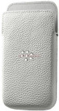 Husa Pouch BlackBerry ACC-60087-002 pentru BlackBerry Classic Q20 (Alb)