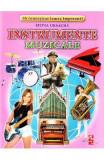 Instrumente muzicale - Cartonase - Silvia Ursache, Silvia Ursache