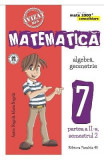 Matematica Clasa a 7-a Partea 2 Sem 2 Consolidare Ed.6 - Anton Negrila, Anton Negrila