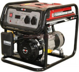 Generator Curent Electric Senci SC2500, 2200W, 230V, AVR inclus, Motor benzina