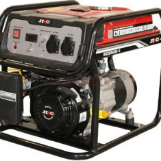 Generator Curent Electric Senci SC2500, 2200W, 230V, AVR inclus, Motor benzina