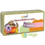Sapun Exfoliant Cu Miere Si Verbina 150gr