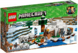 LEGO® Minecraft Iglu polar 21142