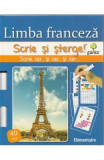 Scrie si sterge - Limba franceza. Elementaire