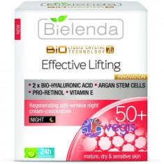 Crema lifting de noapte Biotech 7D 50+ 50ml - Crema antirid