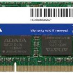 Memorie Laptop A-DATA SO-DIMM DDR3, 1x8GB, 1600MHz, CL11 (Retail) - Memorie RAM laptop