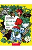 Luna-Betiluna si Dora-Minodora intr-un gaz-album cu pasarele - Anamaria Smigelschi