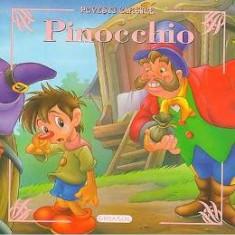Pinocchio - Povesti clasice - Carte educativa