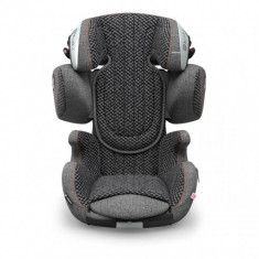 Scaun auto Kiddy Cruiserfix 3 Retro Charcoal Isofix - Scaun auto copii