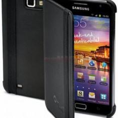 Husa Muvit MUBKC0388 pentru Samsung Galaxy Note (Neagra) - Husa Telefon