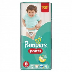Pampers Extra Large Nr6 13-18kg 44buc